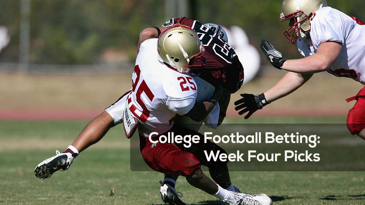 College Football Betting- Week Four Picks