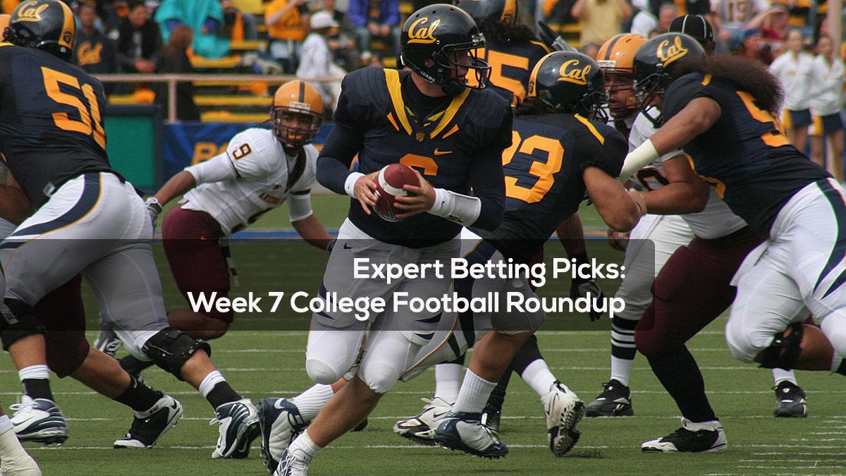 Expert Betting Picks- Week 7 College Football Roundup
